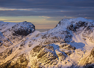Mountaineering: Scafell Pike Image