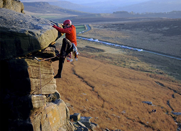 Peak District Classics with Climbing Society Image